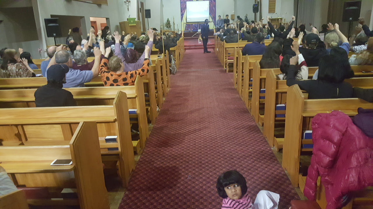 New Zealand Revival Meetings 2017 - Palmerston North