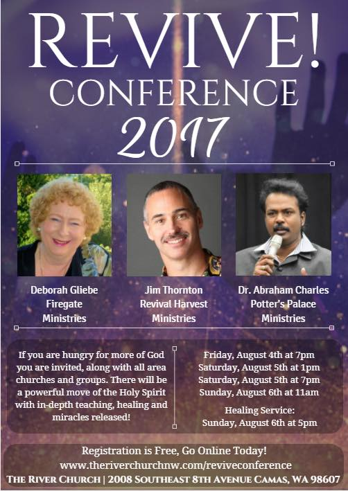 Revive Conference 2017 - Washington, USA